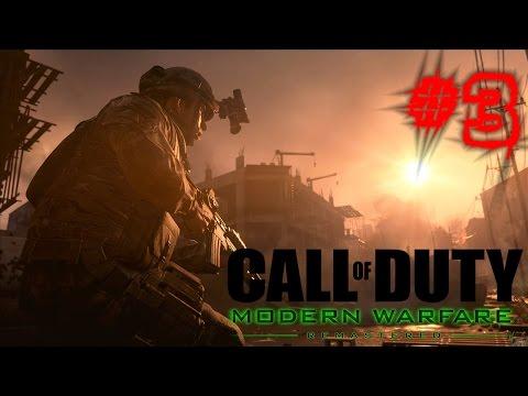 Call of Duty Modern Warfare Remastered #3: Die TV Anstalt