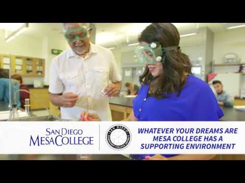 Mesa College Summer - Science