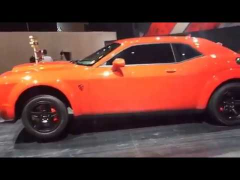 Here's Why the Dodge Demon Isn't as Great as They Want ... | Doovi