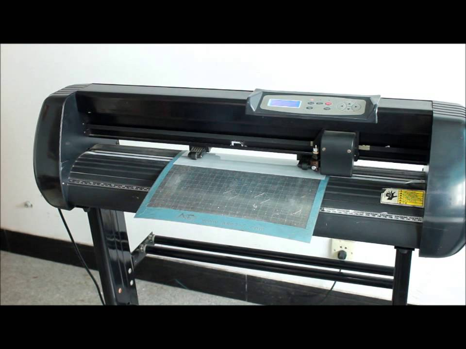 airbrush stencil cutter machine