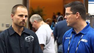 AFCO talks to DMSR at PRI 2013