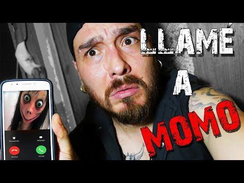 Llamé a Momo (El número maldito de whatsapp)