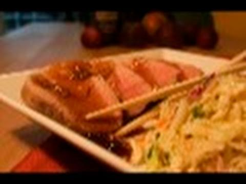 Dhruv Baker's Duck breasts with spiced plum sauce | FunnyCat.TV