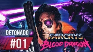 Far Cry 3 Blood Dragon - Parte 1 [ PC - Detonado Legendado PT-BR ]