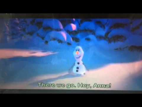 "All good things ""olaf"" - YouTube"