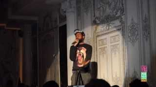 "Faze Performs @ Bowery Poetry Club NYC ""Prod. By Tay Beatz"" Thumbnail"