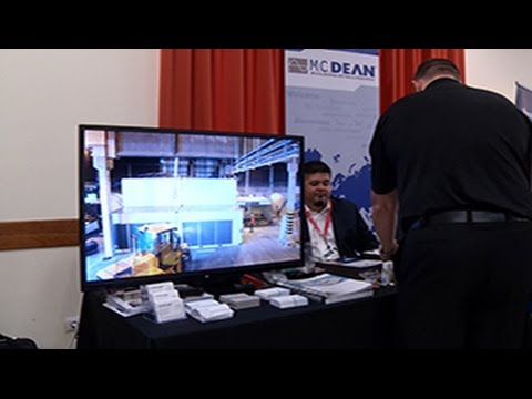 Caserma Ederle held a Tech Expo at the Lion's Den to showcase the latest gear in this modern world