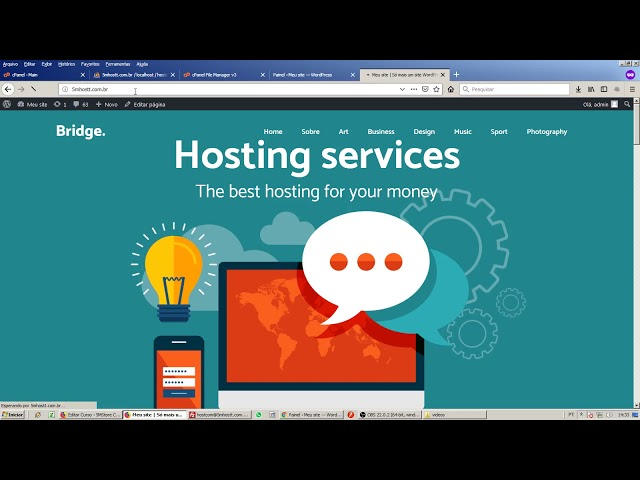 Como migrar, transferir ou copiar um site wordpress para outro servidor com mesmo domínio