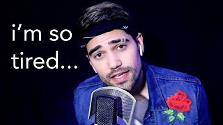 I'm so tired..- LAUV & TROYE SIVAN (Rajiv Dhall cover)