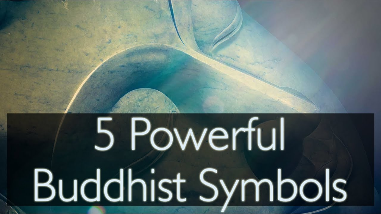 5 powerful buddhist symbols for inner peace youtube