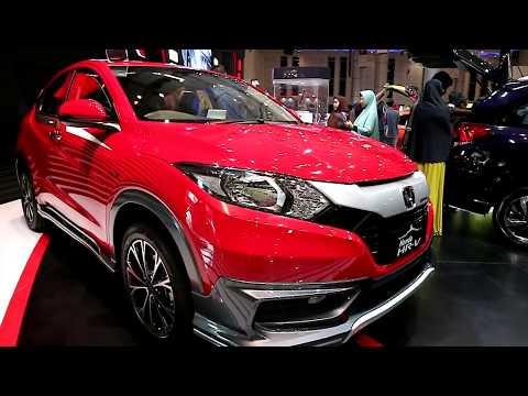 Honda New HR-V Mugen  2018, Exterior and Interior