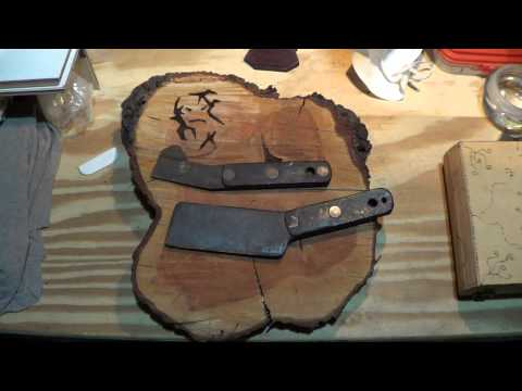 VINTAGE BELL SYSTEM LINEMANS CABLE SPLITTING KNIFES