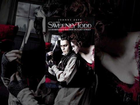 Sweeney Todd, le diabolique barbier de Fleet Street (VOST)