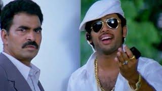 Sayaji Shinde And Nithiin Best Comedy Scene || Latest Telugu Comedy Scenes || TFC Comedy