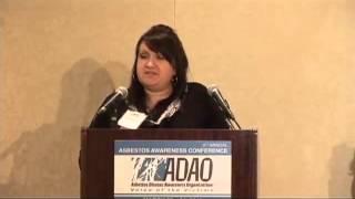 2013 ADAO AAC Kristin Samuelson: