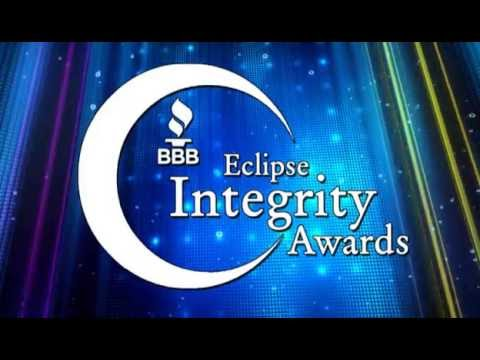 2016 BBB Eclipse Integrity Awards - Dayton, OH