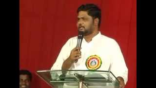 pastor m jyothi raju garu   telugu christian message  yesayya deevena