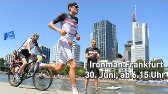 Ironman Frankfurt 2019 - Live