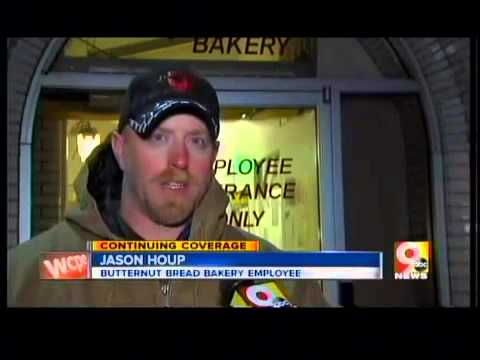 Hostess closes Cincinnati bakery