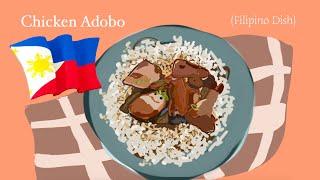 Chicken Adobo Filipino Recipe