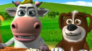 zvieratka z farmy 1x6 cz