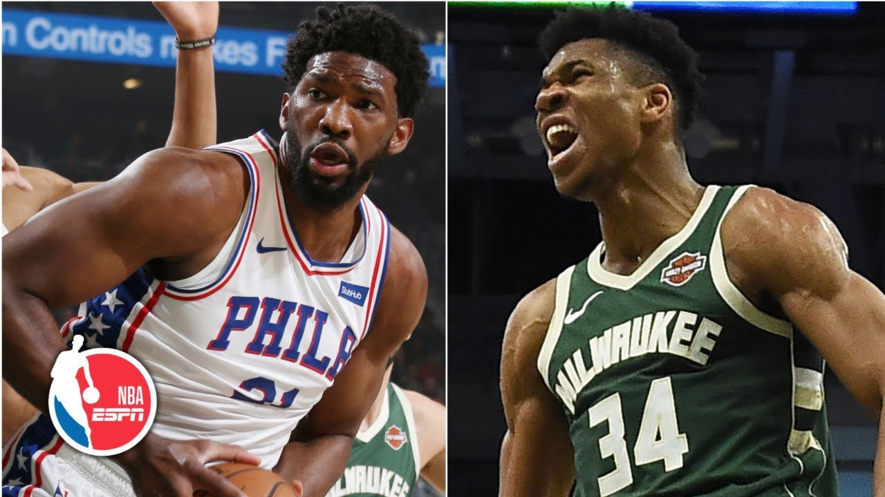 Joel Embiid, 76ers overcome Giannis Antetokounmpo's 52 points for huge win | NBA Highlights