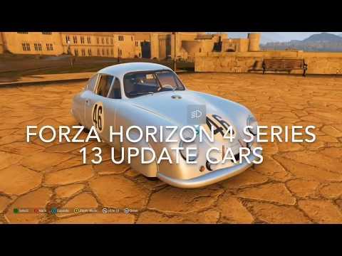 [News] Forza Horizon 4 Series 13 Preview: More Porsche