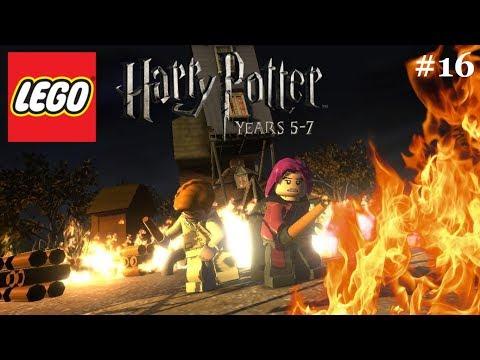 Es brennt, es brennt... kommt alle aus dem Haus 🎶 | LEGO Harry Potter 5-7 #16