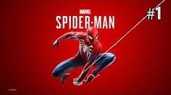 Twitch Livestream   Spider-Man Part 1 [PS4]