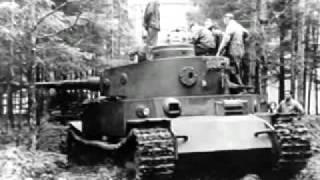 Немецкий танк «Тигр». Документальное видео(Тигр» - тяжёлый немецкий танк времен Второй мировой войны. Тигр был разработан в 1941—1942 годах немецкой фирмо..., 2011-04-05T16:45:01.000Z)