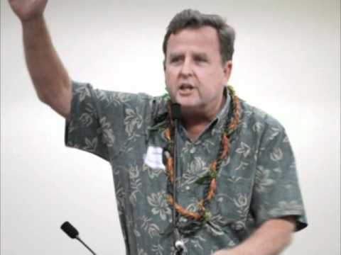Hawaii Sierra Club Forces For Good Symposium. Advocacy Panel, Gary Hooser & Suzanne Marinelli Part 1