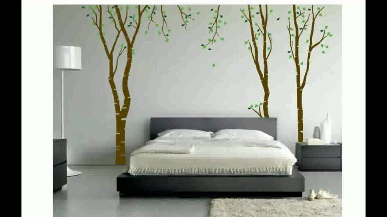 Wall Decal Trees Youtube