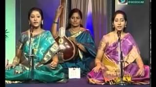 Chinmaya Sisters - Kanden kanden - vasantha - Arunachala kavirayar