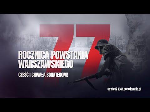 77. rocznica Powstania