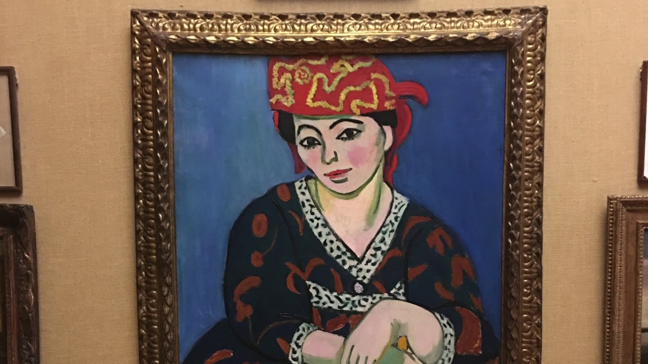 Henri Matisse in the Barnes Foundation - YouTube