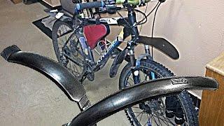 Как сделать крыло для велосипеда(, 2016-02-25T20:19:31.000Z)