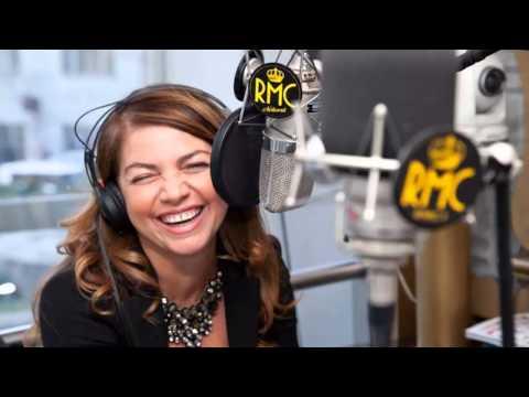 Cristina D'Avena ospite a Radio Montecarlo - 18/09/2013.