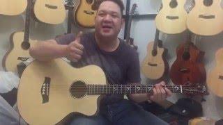 Đại Ngàn Guitar - Hieuorion Sài Gòn - Cảm nhận của khách sau 5 tháng đặt đàn
