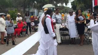 Ghetto street  wedding