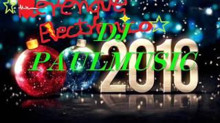 Merengue Electronico 2016