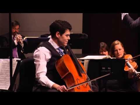 Michael Samis, Cellist - Reinecke Cello Concerto, excerpt