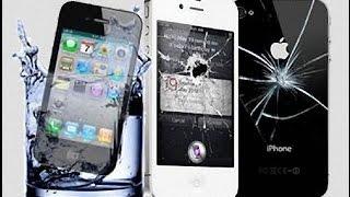 Урок по ремонту айфонов