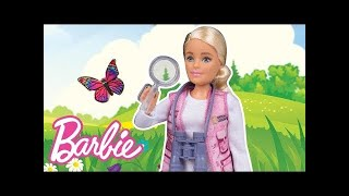 Bug Fright with Barbie National Geographic Dolls   Barbie