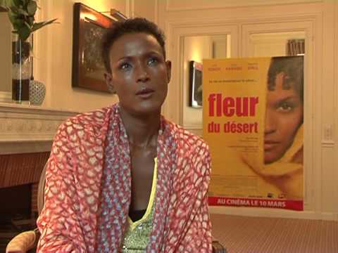 'Desert Flower', a Somali supermodel's fight for women's health