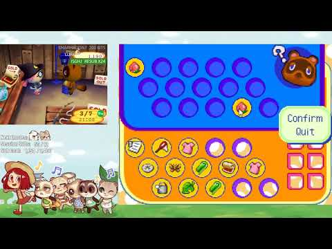 Limealicious - Animal Crossing: Wild World - Part 2