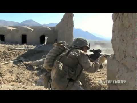 2/11 Golf Battery Artillery Round Excalibur History Making Shot Helmand in support of 1/6