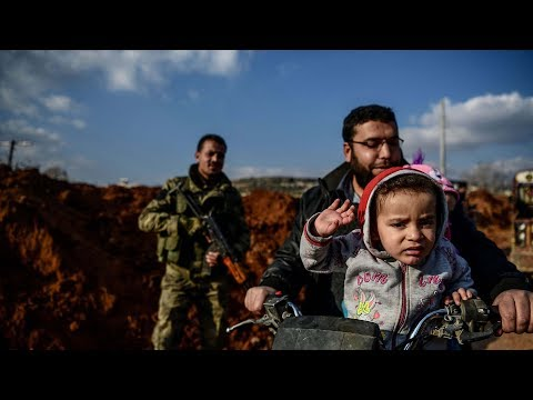 UN official says no humanitarian aid is reaching Syrian besieged areas