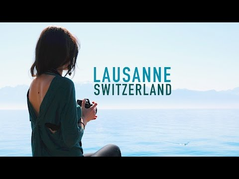 WHAT TO DO IN LAUSANNE, SWITZERLAND IN A DAY (ROAD TRIP VLOG #2)