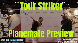 2020 PGA Product of the Year. Tour Striker Planemate with Golf Digest Top 50 Instructor Martin Chuck