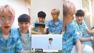 "Video Kevin & Jae reacting to Samuel's ""Sixteen"" MV 📺 download MP3, 3GP, MP4, WEBM, AVI, FLV Desember 2017"